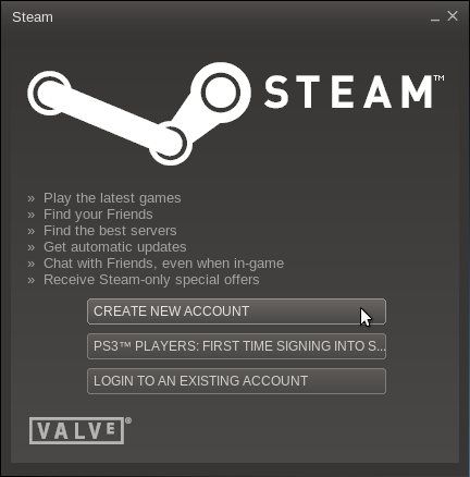 steam pe fedora