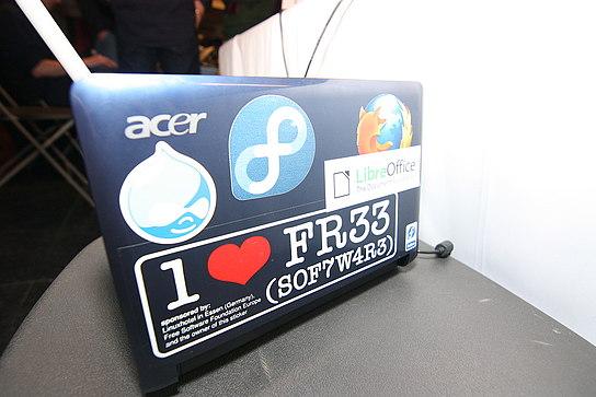 foss laptop