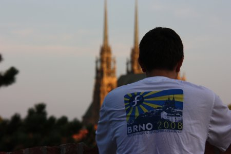 FUDCon 2008 Brno